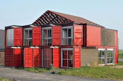 Дома из контейнеров: современные решения
